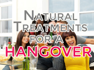 Hangover Natural Treatments