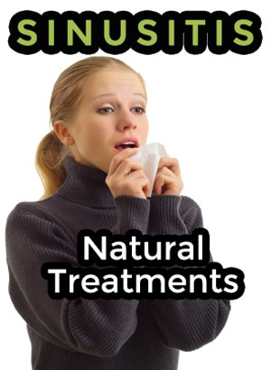 Sinusitis Natural Treatments