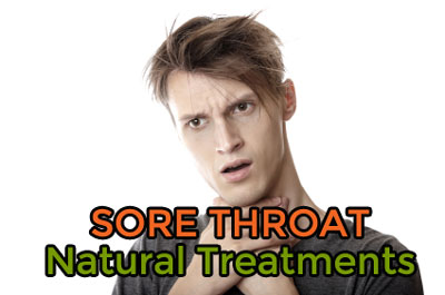 Sore Throat Natural Treatments