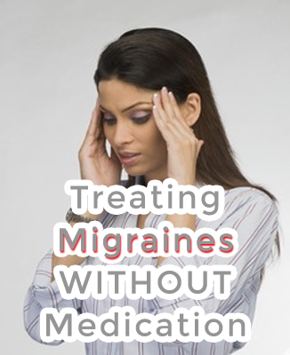 Treating Migraines without Medication