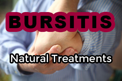 Bursitis Natural Treatments
