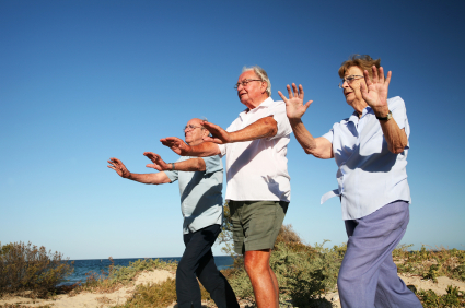 Natural Holistic Tai Chi
