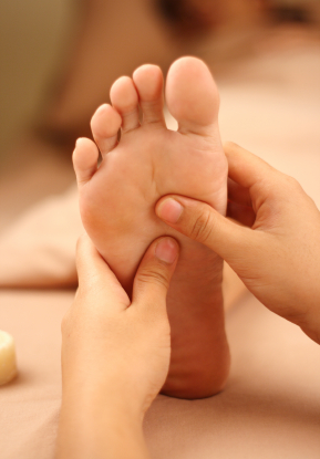 Natural Holistic Reflexology