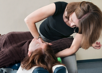 Natural Holistic Chiropractic Therapy