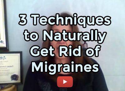 3 Techniques to Naturally Get Rid of Migraines