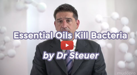Essential Oils Kill Bacteria by Dr Steuer