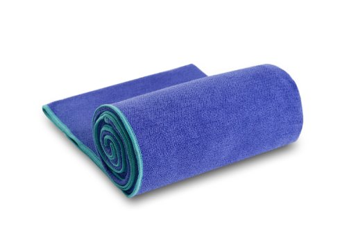 THE YOGA TOWEL: Microfiber, super-absorbent, non-skid  Multiple sizes and  many colors