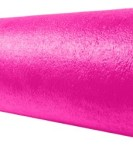 GoFit-Breast-Cancer-Logo-18-x-6-Inch-Foam-Roller-with-Training-Manual-Pink-0-0