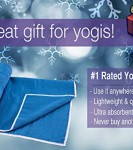 HOLIDAY-SALE-1-Rated-Yoga-Towel-100-Microfiber-Skidless-Non-Slip-Quick-Dry-Long-Lasting-24-X-72-SoulPlay-100-Lifetime-Guarantee-Best-Bikram-Towel-Exercise-Fitness-Pilates-Hot-Yoga-Travel-0-0