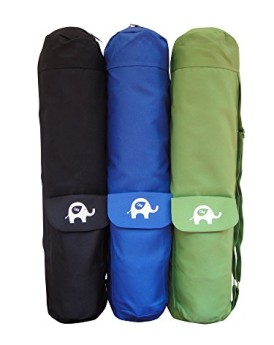 OM-Yoga-Mat-Bags-Full-Zipper-Cargo-Tote-with-Shoulder-Straps-3-Pockets-to-hold-your-Cell-Phones-or-Workout-Essentials-100--Satisfaction-Guaranteed-by-Elite-Trend-New-Arrival-0