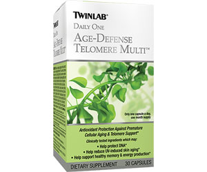 Twinlab Daily One Age Defense Telomere