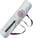 Yoga-Mat-Bag-by-Omkara-Eco-Friendly-Full-Zip-with-Expandable-Cargo-Pocket-Natural-0-0