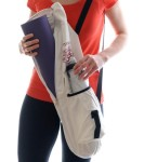 Yoga-Mat-Bag-by-Omkara-Eco-Friendly-Full-Zip-with-Expandable-Cargo-Pocket-Natural-0-1