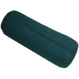 YogaAccessories-TM-MAXSupport-Deluxe-Round-Cotton-Yoga-Bolster-0