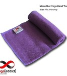 YogaAddict-Yoga-Mat-Towel-and-Hand-Towel-Combo-Set-100-Microfiber-Non-Slip-Super-Absorbent-Ideal-as-Bikram-Ashtanga-Hot-Yoga-Mat-Towel-For-Any-Type-of-Yoga-Styles-Fitness-Pilates-100-Satisfaction-Guar-0-3