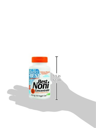 Noni Concentrate 650 Mg: Doctor's Best Best Noni Concentrate (650 Mg), Vegetable