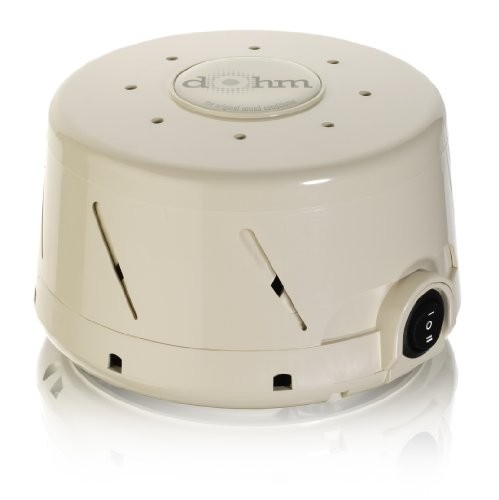Marpac-DOHM-DS-Natural-White-Noise-actual-fan-inside-Sound-Machine-Tan-0