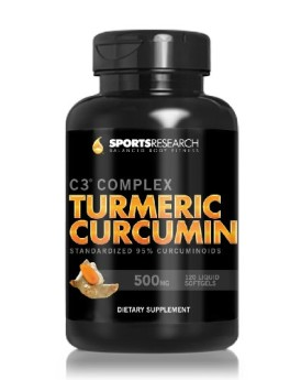 Sports-Research-Turmeric-Curcumin-C3-Complex-500-Mg-with-95-Curcuminoids-and-Bioperin-Black-Pepper-120-Count-0
