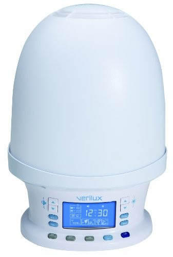 Verilux-Rise-and-Shine-Natural-Wake-up-Light-White-0