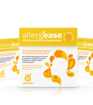 3 pack AllergEase - All-Natural Seasonal Allergy Lozenges