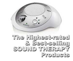 The Highest-rated and Best-selling Sound Therapy