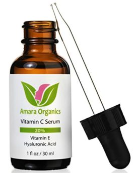 Vitamin-C-Serum-for-Face-20-With-Vegan-Hyaluronic-Acid-Vitamin-E-Best-Natural-Organic-Anti-Aging-Formula-Stimulates-Collagen-Repairs-Wrinkles-Fades-Age-Spots-Gives-Skin-a-Radiant-Youthful-Glow-Guarant-0