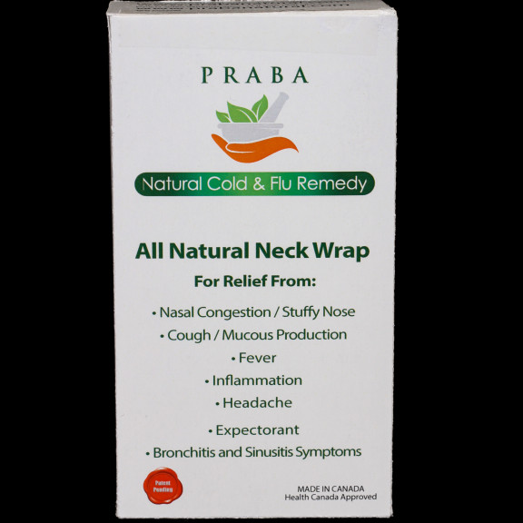 PRABA Natural Cold and Flu Remedy