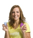 Lunette-Menstrual-Cup-Violet-Model-1-for-Light-to-Medium-Flow-Natural-Comfortable-Clean-Alternative-to-Tampons-and-Pads-0-7