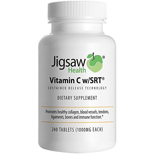 Jigsaw-Vitamin-C-wSRT-Slow-Release-High-Dose-Vitamin-C-Supplement-Tablets-Pure-Ascorbic-Acid-With-L-lysine-Combined-Into-a-Timed-Release-Formula-For-Absorbable-Vitamin-C-1000-mg-Per-Slow-Release-Table-0