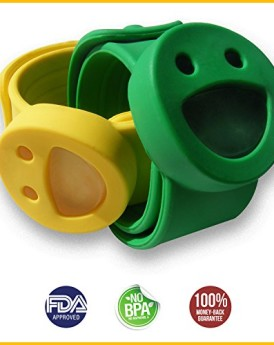 Mosquito-Repellent-Bracelet-For-Babies-Kids-and-Adults-Natural-Citronella-With-A-Pleasant-Smell-Deet-Free-2-Pieces-0