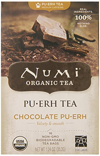 Numi-Organic-Tea-Chocolate-Puerh-Full-Leaf-Black-Tea-16-Count-Tea-Bags-Pack-of-2-0