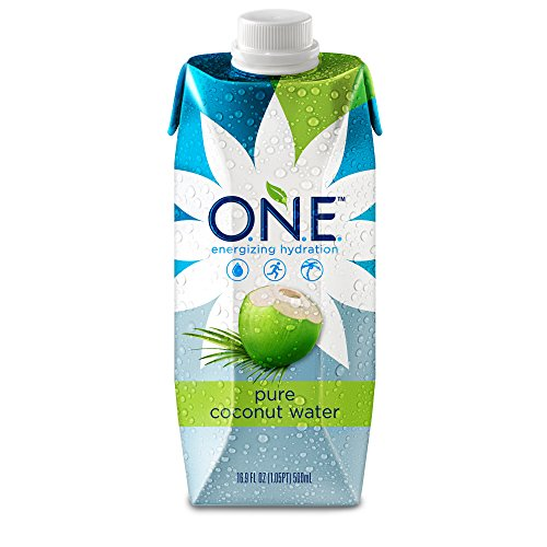 ONE-Pure-Coconut-Water-169-Ounce-Pack-of-12-0
