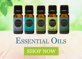 Essential Oils Shop Now