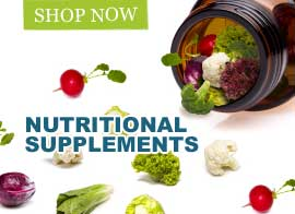 Nutritional Supplements - Shop Now