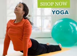 Yoga - Shop Now