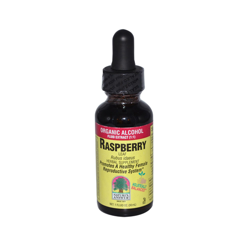 Nature's Answer Raspberry Leaf - 1 fl oz