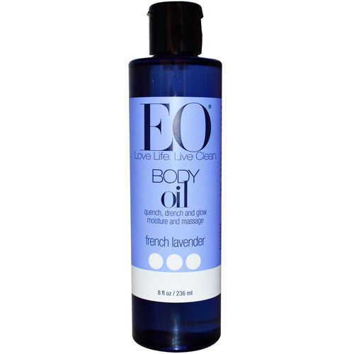 EO Products Body Oil - French Lavender Everyday - 8 fl oz