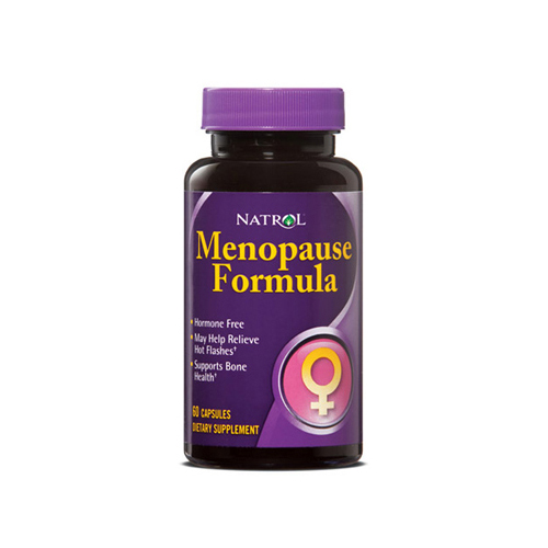 Natrol Complete Balance for Menopause AM - PM - 60 Capsules