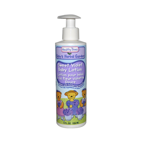 Healthy Times Baby Lotion Sweet Violet - 8 fl oz
