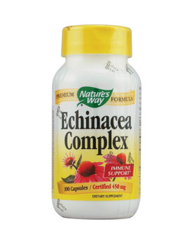 Nature's Way Echinacea Complex - 100 Capsules