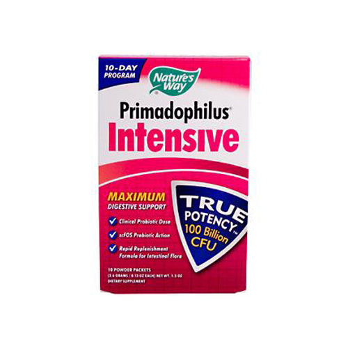 Nature's Way Primadophilus Intensive - 10 Packets