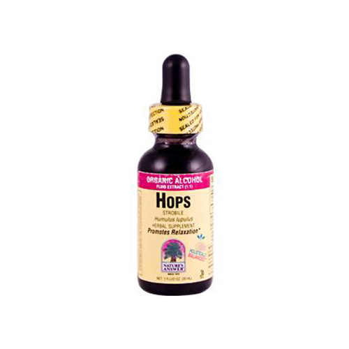Nature's Answer Hops Strobile Extract - 1 fl oz