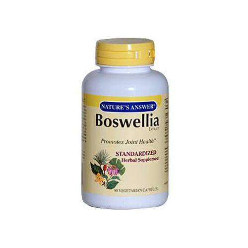 Nature's Answer Boswellia Extract - 90 Vegetarian Capsules