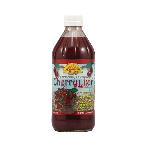 Dynamic Health Cherry Lixir Juice Concentrate - 16 fl oz