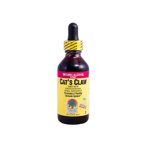 Nature's Answer Cat's Claw Inner Bark - 2 fl oz