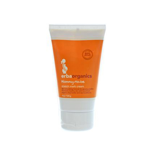 Erbaorganics Mommy-to-Be Stretch Mark Cream - 4 oz