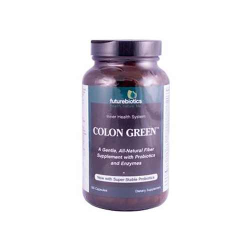 FutureBiotics Colon Green - 150 Capsules