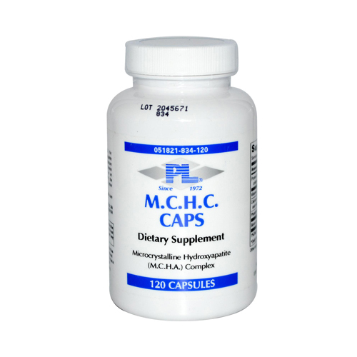 Progressive Laboratories MCHC Caps - 120 Capsules