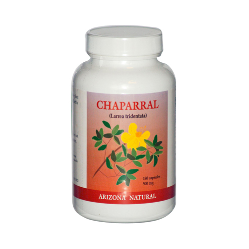 Arizona Natural Resource Chaparral - 500 mg - 180 Capsules