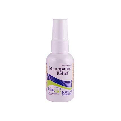 King Bio Homeopathic Menopause Relief - 2 oz